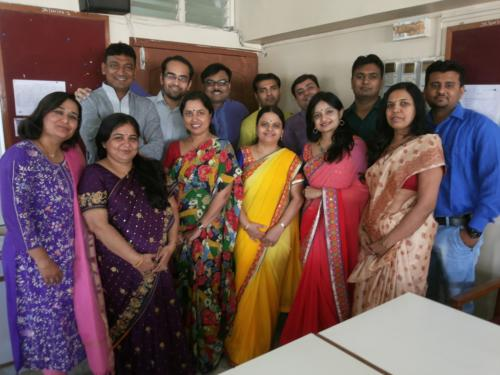 CELEBRATIONS BY STAFF - TRADITIONAL DAY