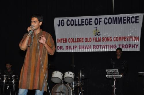 SINGING COMPETITION ORGANISED BY JGCC